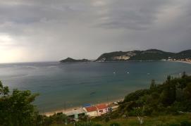 2018 Korfu Agios Georgios Strand 6